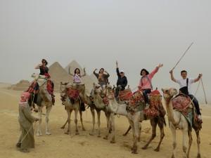トレイシーアッシュと行くスピリチャルなエジプトツアー